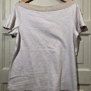 Lands' End Women's shirt. Size L